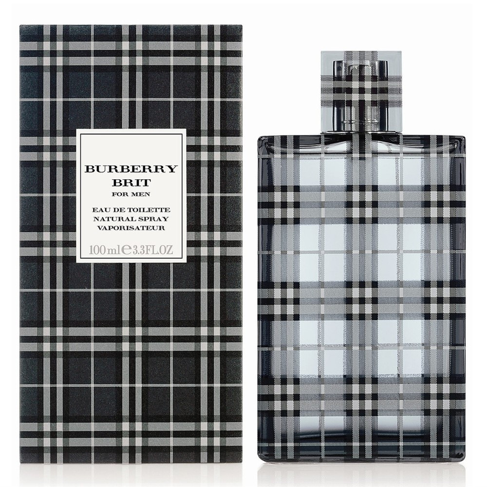 Burberry Brit Pour Homme (Барбери Брит) Тестер 100 ml (edt)