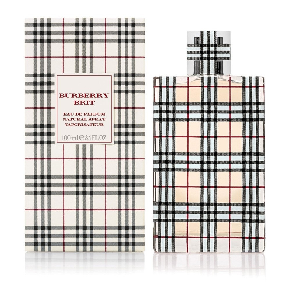 Burberry Brit Pour Femme (Барбери Брит) 100 ml (edp)
