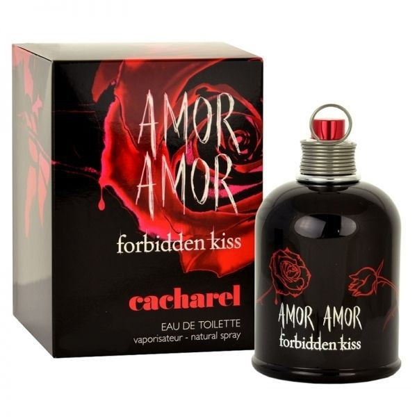 Cacharel Amor Amor Forbidden Kiss (Кашарель Амор Амор Фобидден Кис) 50 ml (edt)