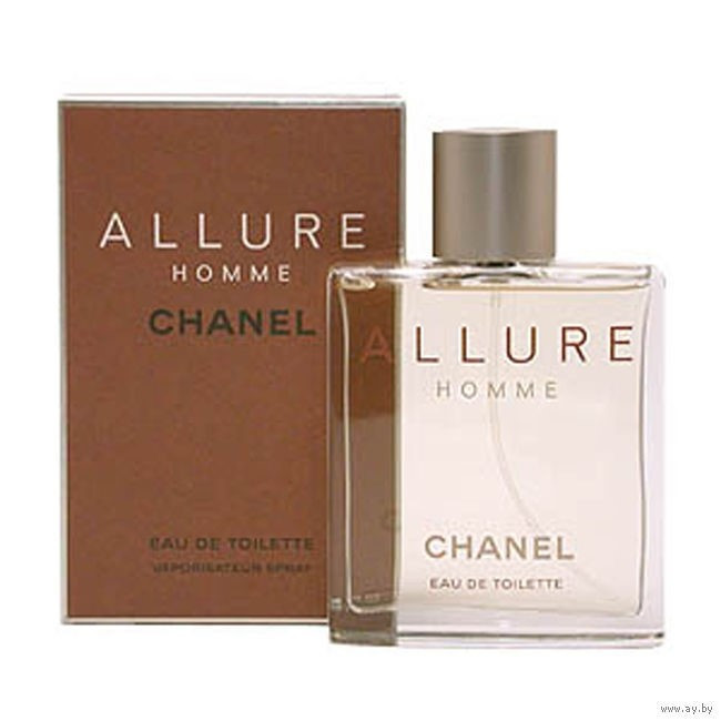 Chanel Allure Pour Homme (Шанель Аллюр) 100 ml (edt)