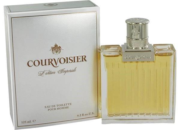 Courvoisier  L'Edition Imperiale (Курвуазье L'Edition Imperiale) 75 ml (edt)