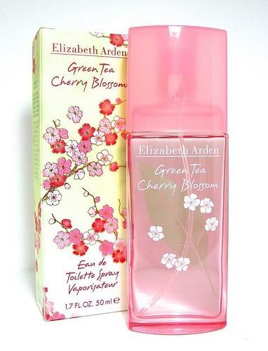 Elizabeth Arden Green Tea Cherry Blossom (Элизабет Арден Грин Ти Черри Блоссом) 100 ml (edt)