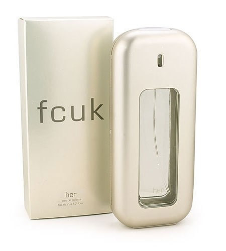 Fcuk Her (Фкук Вумен) 100 ml (edt)