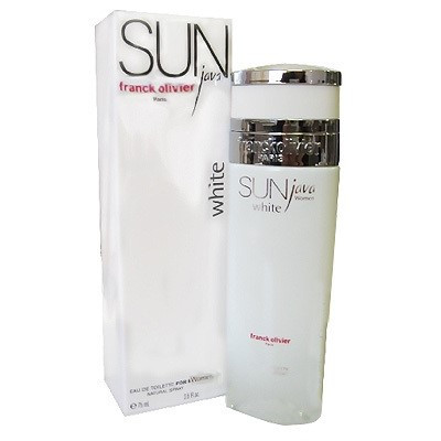 Franck Olivier Sun Java White Pour Femme (Франк Оливер Сан Ява Уайт) 50 ml (edp)