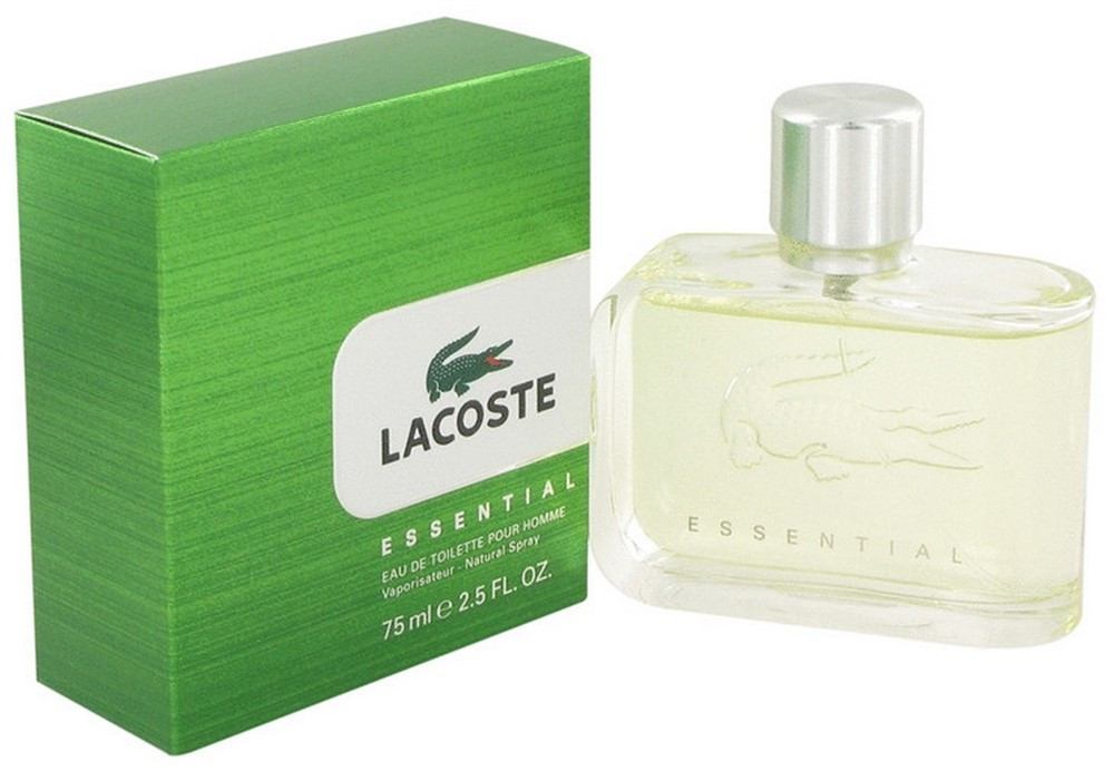 Lacoste Essential (Лакост Эссеншуал) 75 ml (edt)