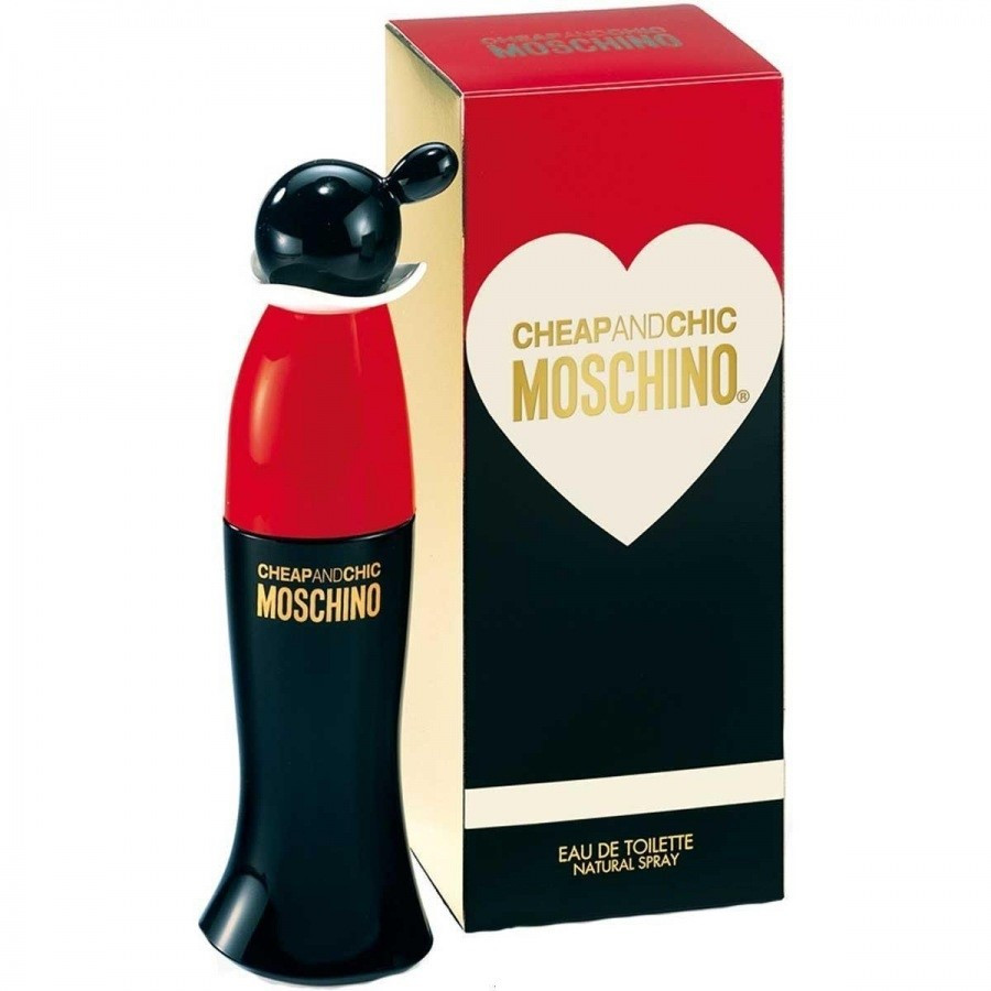 Moschino Cheap And Chic (Москино Чип Энд Чик) Мини 4.9 ml (edt)