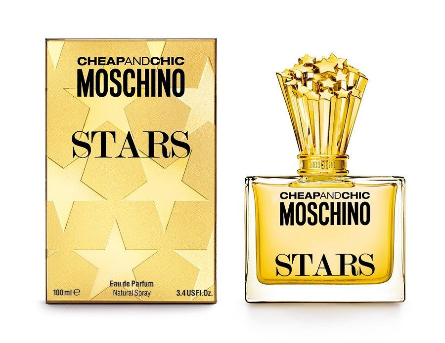 Moschino Cheap And Chic Chic Stars (Москино Чип Энд Чик Chic Stars) 100 ml (edp)