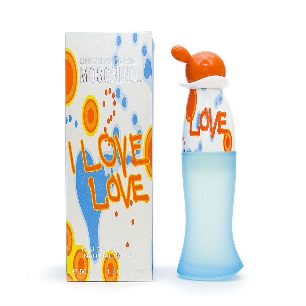 Moschino Cheap And Chic I Love Love (Москино Чип Энд Чик I Love Love) Мини 4.9 ml (edt)