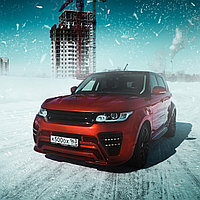 Обвес кузова Renegade Design на LR Range Rover Sport 2013/2018