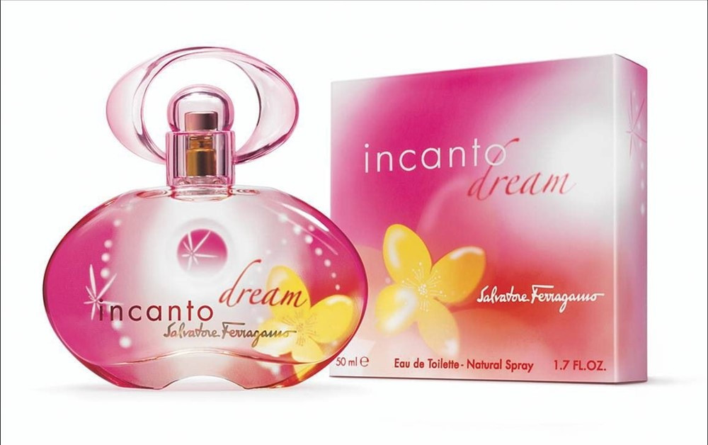Salvatore Ferragamo Incanto Dream (Сальвадор Ферагамо Инканто Дрим) 100 ml (edt)