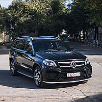 Обвес кузова Renegade Design на Mercedes-Benz GL