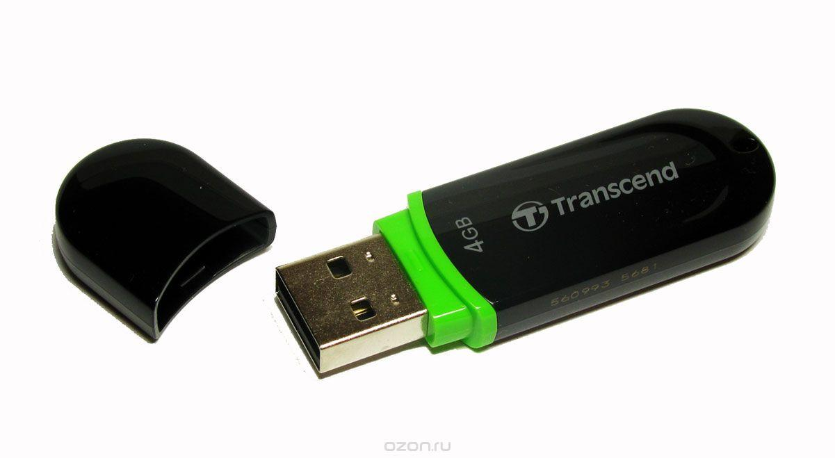 Флешка Transcend USB 3.0 4GB