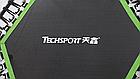 Фитнес батут для джампинга с ручкой Techsport , фото 4