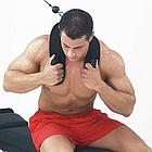 Мягкая тяга для скручиваний (пресс), с логотипом (FT-ACH-NLN) , фото 2