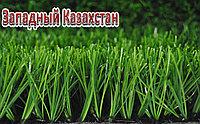 Искусственная трава для футбола, высота ворса 50мм, 11000dtex