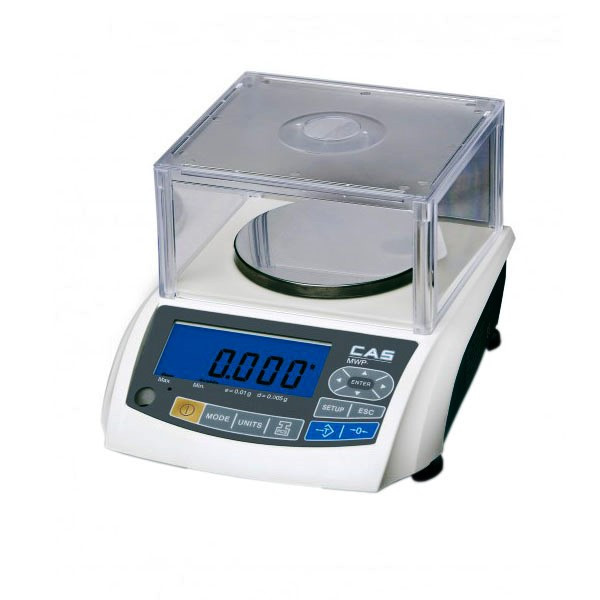 Лабораторные электронные весы CAS MWP-300