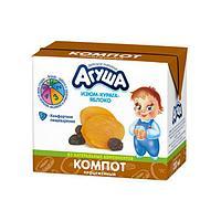 "Компот ""Агуша"" курага-изюм-яблоко с 8 мес  0,2 л"
