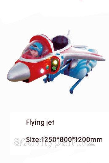 Игровой автомат - Flying jet