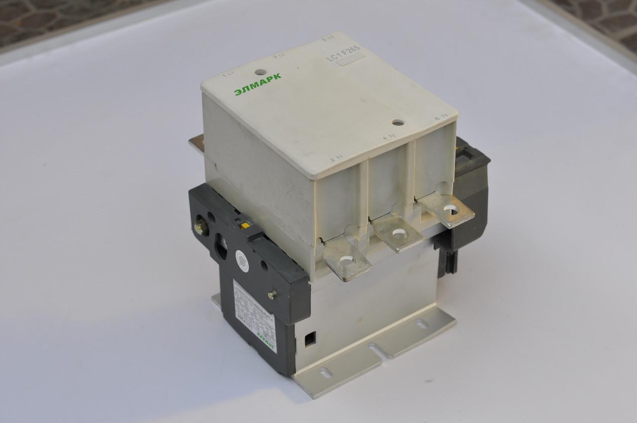 Контактор электромагнитный 400 A КТЛ-4001
