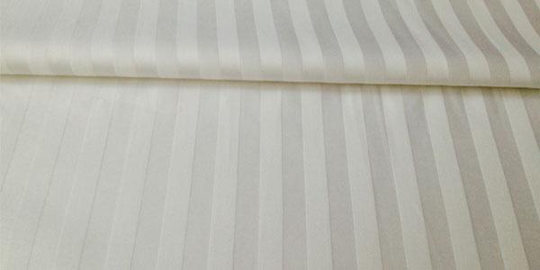 Простыня сатин-страйп, полоса вдоль, плотность 120 г/м2