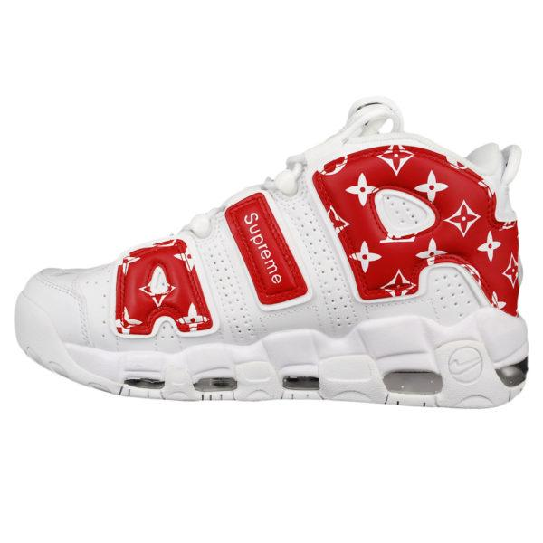b4be8123 Кроссовки Nike Air More Uptempo '96 x Supreme / 40 41 42 43 44, цена ...