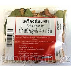 Набор специй для тайского супа том ям, 40 гр