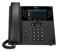 SIP телефон Polycom VVX 450 Microsoft Skype for Business edition (2200-48840-019), фото 1