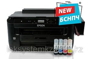 Принтер Epson WorkForce WF-7210DTW с БСНПЧ и чернилами ORIGINALAM.NET