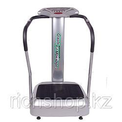 Crazy Fit Massager вибрационная платформа для похудения