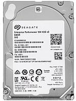 Жесткий диск Seagate Enterprise Performance 600Gb ST600MM0208 SAS 12Gb/s, 10000rpm, 128Mb, 2.5""