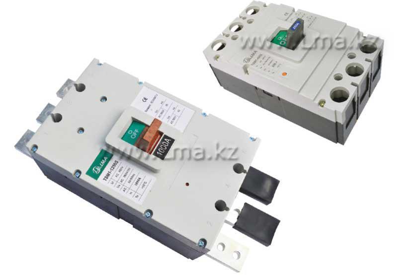 Выключатель автоматический установочный TSM1 225S (ВА 77Л-225) 3P (100A - 250A)