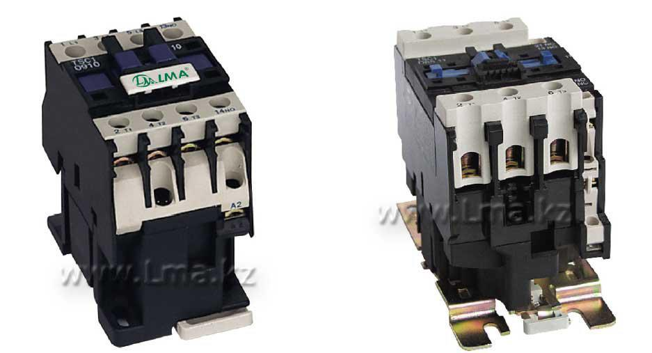 Контактор электромагнитный TSC1-D5011 (50А) КМЛ-5012 220V, 380V
