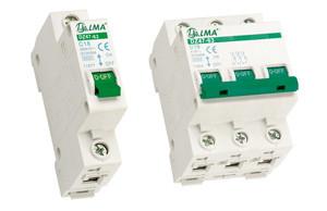 Выключатель автоматический реечный C45N (BA 63Л 4.5KA) 4Р (10А-40А)
