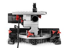Пила торцовочная ЗУБР ЗПТК-210-1500, комбинированная, d 210 мм, 4500 об/мин, 1500Вт , фото 3