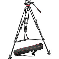 Manfrotto 502HD Head w/546B 2-Stage Aluminum Tripod System