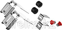 Станок точильный ЗУБР ЗТШМ-175-370, МАСТЕР, двойной, диск 175 х 20 х 32 мм, лампа подсветки, 370 Вт., фото 3