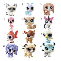 Фигурка Littlest Pet Shop «Зверюшка», МИКС
