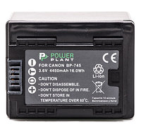 Аккумулятор PowerPlant Canon BP-745 Chip 4450mAh