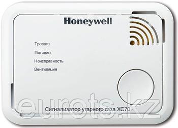 XC - Бытовые сигнализаторы угарного газа (CO), Honeywell