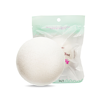 Etude House My Beauty Tool Natural Konjac Face Cleasing Puff  Cпонж конняку
