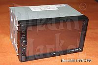 Автомагнитола Bos-Mini DVU-750, 2DIN, USB, AUX, MP3, Bluetooth, камера в подарок, фото 1