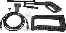 Мойка высокого давления ЗУБР АВД-135, МАСТЕР минимойка, 135 Атм, 300 л/ч, 1600 Вт, колеса, фото 3