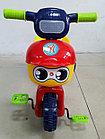 Прикольный трехколесный велосипед для детей, фото 4