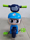 Прикольный трехколесный велосипед для детей, фото 3