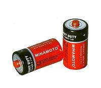 Солевая батарейка Minamoto R14 2 shrink