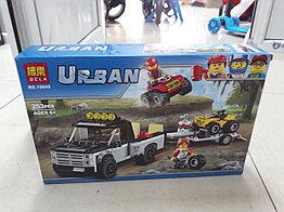 Конструктор Bela Urban 10649 253 pcs