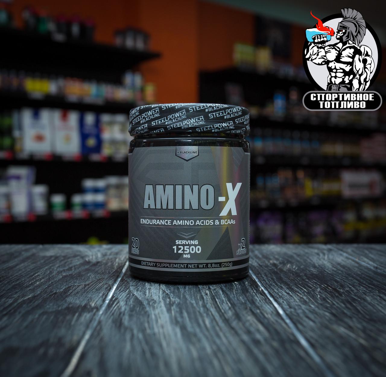 Amino-X 20порций/250гр