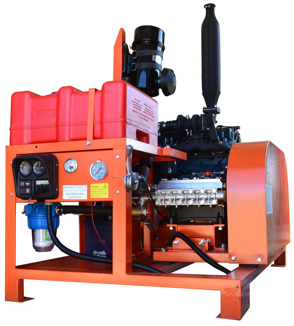 Аппарат высокого давления Преус Д50-10020
