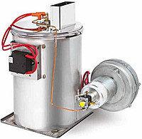 Котел нагрева воды для АВД 250 бар до 75л/мин