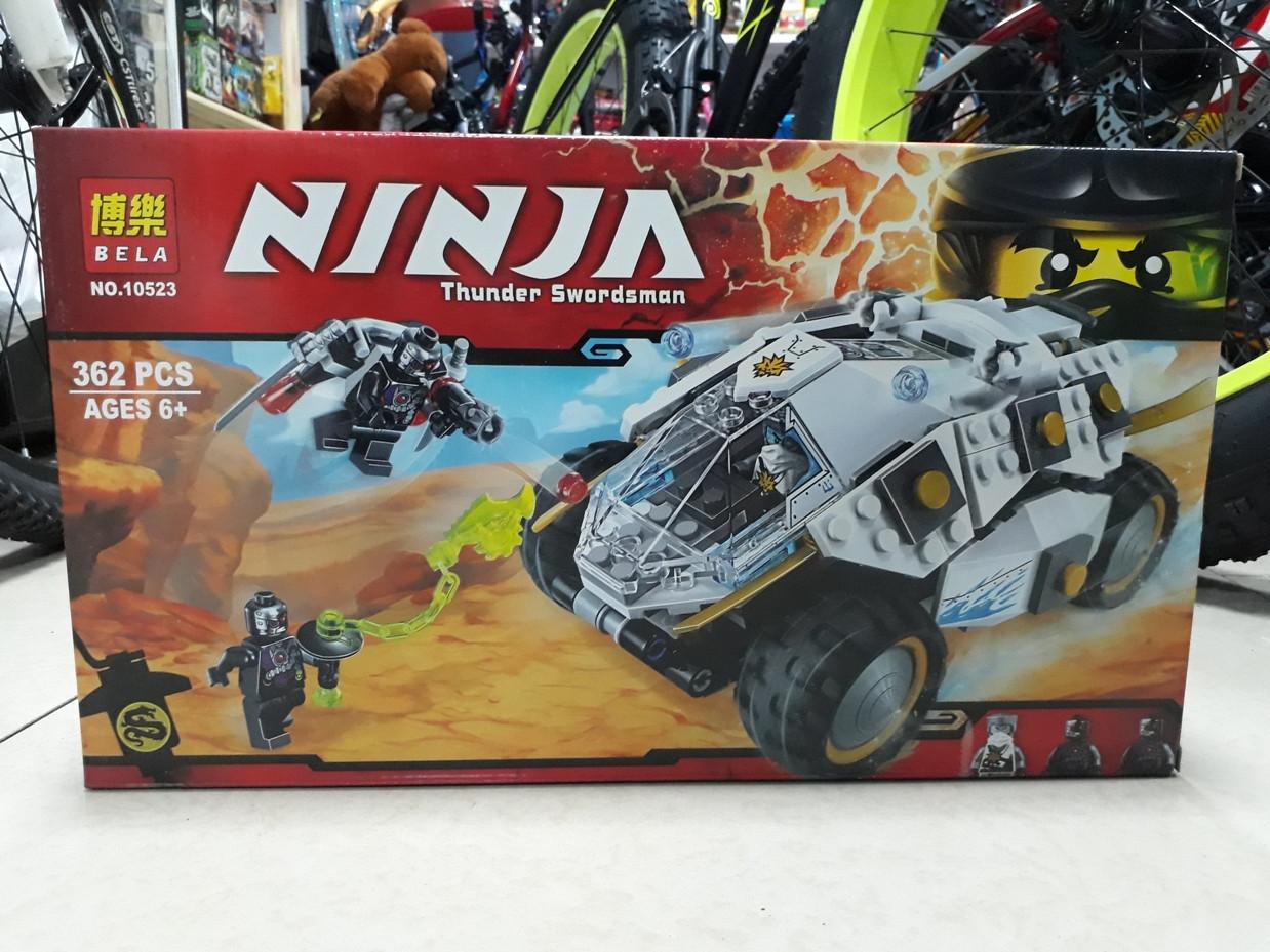 Конструктор Bela Ninja 10523 362 pcs